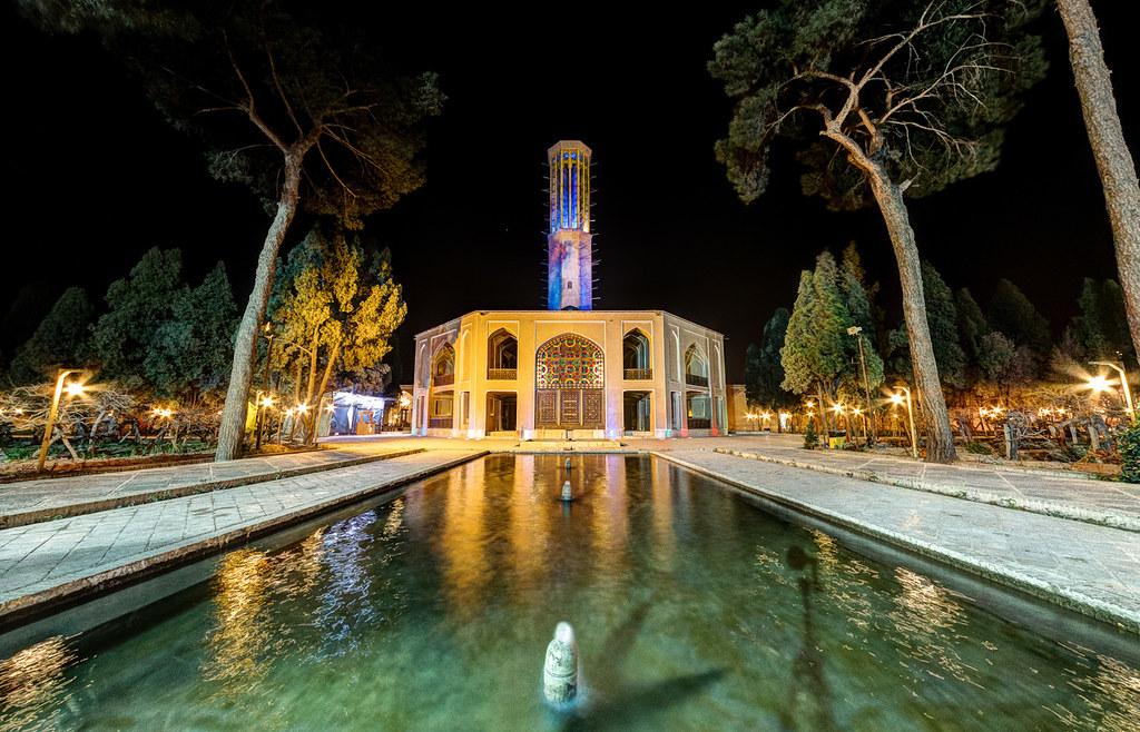 Dolat abad historical complex, photo by Mohammad Reza Domiri Ganj