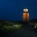Leuchtturm Kampen by Hildegard Spickenbaum