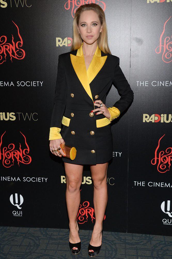 yellow-balmain-dress-blazer, blazer-dress, tuxedo-dress, tux-dress,sleeveless blazer-style mini dress, a black tuxedo-style dress, tuxedo-style dress, blazer dresses, blazer dress, military style  blazer dress , black tuxedo dress, black & yellow tuxedo dress