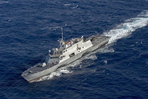 USS Fort Worth Arrives in Jakarta for First Southeast Asia Port Visit