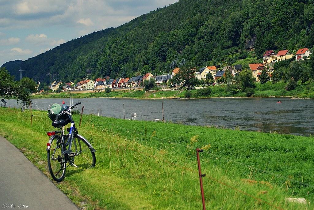 Ruta en bici - Frontera Alemania con Republica Checa (4)