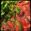 #CucinaDelloZio #Homemade #PepperSteak - fresh flat-leaf #parsley