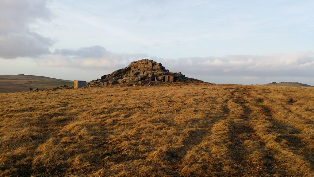 Oke Tor #dartmoor #sh