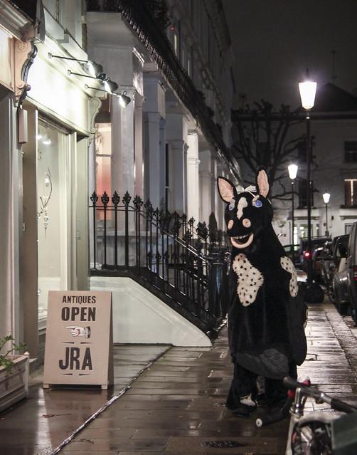 Josephine Ryan Antiques - Langton Street, Chelsea
