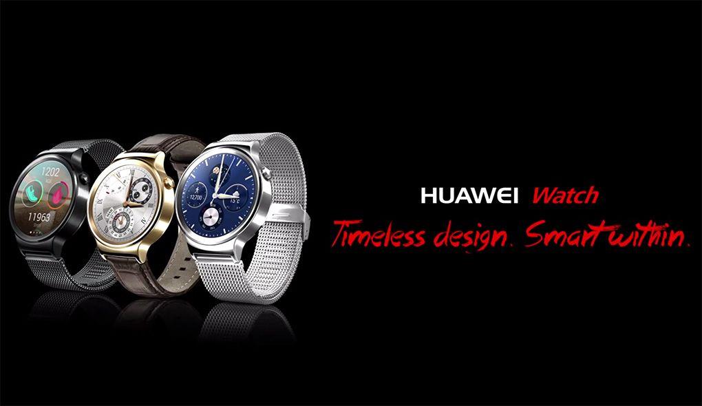 Ceasul smart Huawei