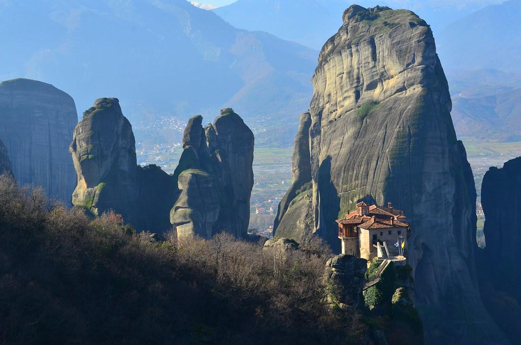 Localizaciones juego de tronos - Meteora Juego de Tronos