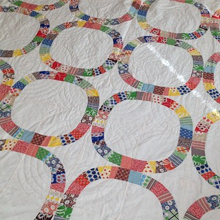 Plugging away at #handquilting...