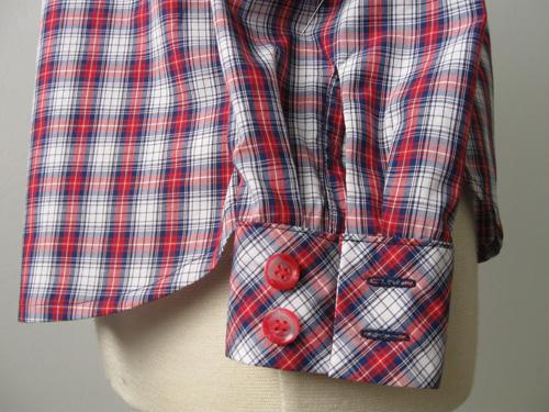 shirt cuff