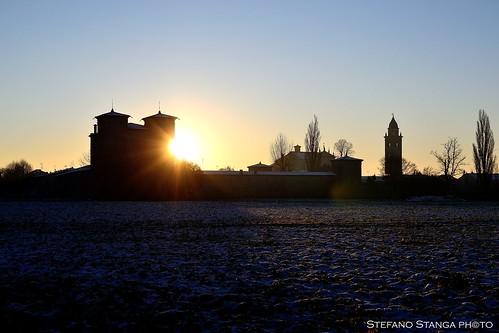 L'alba di un nuovo giorno. L'alba di un nuovo anno.