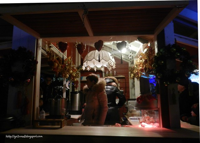Рождественская ярмарка в Киеве