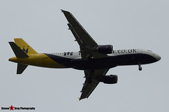 G-OZBX - 1637 - Monarch Airlines - Airbus A320-214 - Luton M1 J10, Bedfordshire - 2014 - Steven Gray - IMG_0992