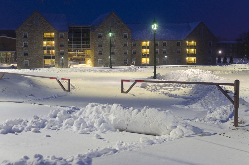 Ski Lawrence University