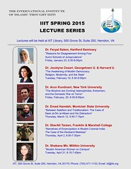 Spring 2015 IIIT lectures