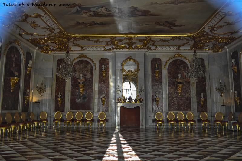 POTSDAM - Park Sanssouci - Neue Kammern