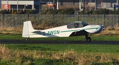 G-AWSN D.62B CONDOR