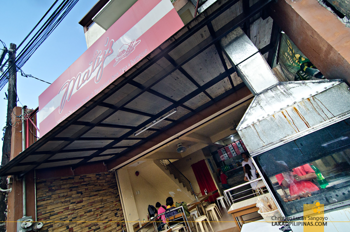 The New Maty's Tapsilog in Don Galo