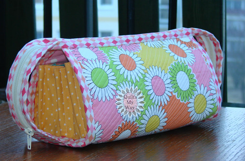 Touch of Spring- cosmetic bag