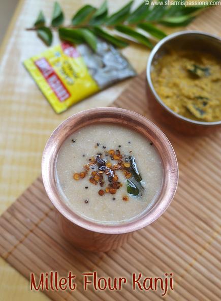 Easy Millet Kanji Recipe