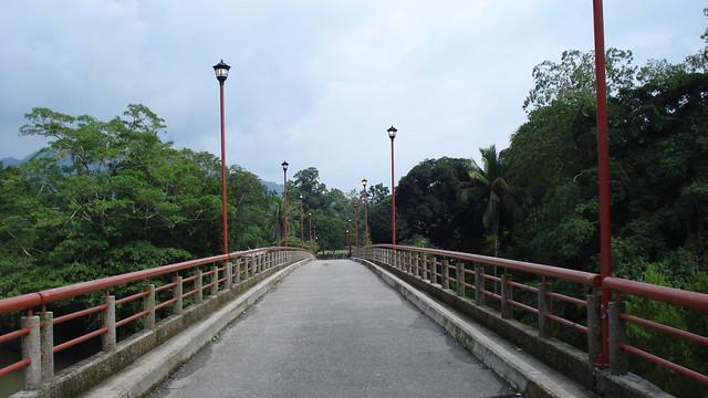 Puente Colgante, Tabasco