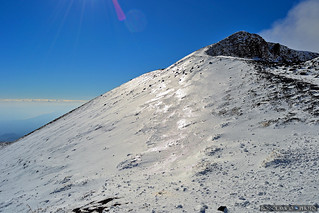 Etna / Light and Snow / CT / Sicilia.