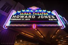 Howard Jones — Saban Theatre
