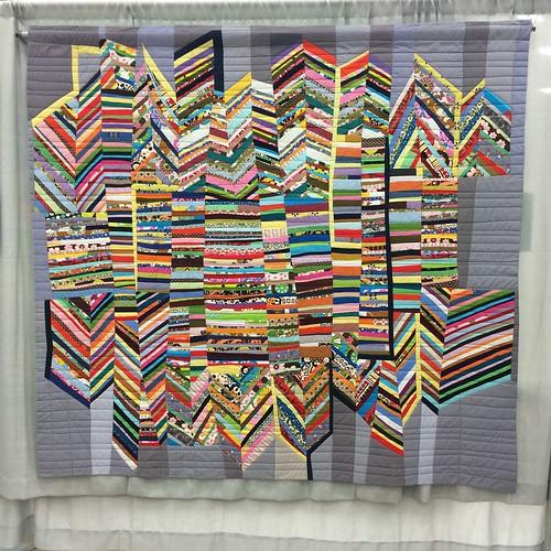 Score for Strings: City by Sherri Lynn Wood (Oakland, California)