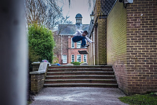Timmy Atoyo - Hardflip - Natural Light