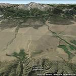 11 North Cottonwood Creek Road to Chalk Creek Trailhead West