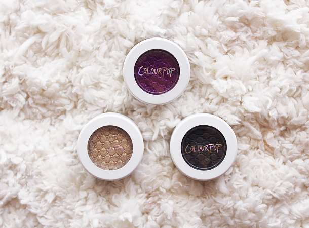 colourpop cosmetics fringe bae fantasy eyeshadow review swatch
