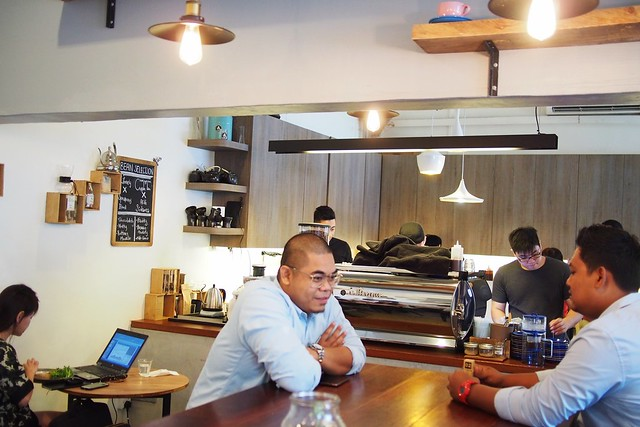 Assembly Coffee, 26 Evans Road, Singapore