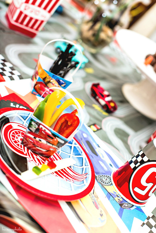 CARS kids party ideas #disneyside