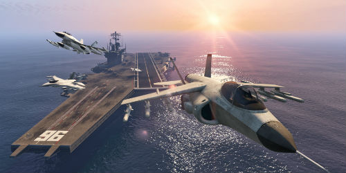 GTA Online Heist: How to get the Yacht and the Aircraft Carrier in Free Roam