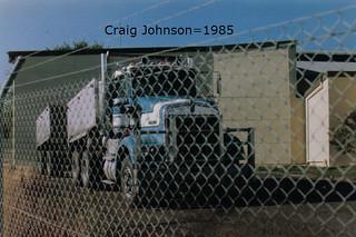 Kenworth at Pakenham=1985