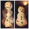 two snowmen #pittsburgh #northhills #madmex