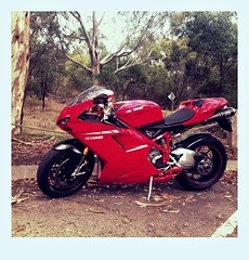 Ducati 1098 II [iPhone4]