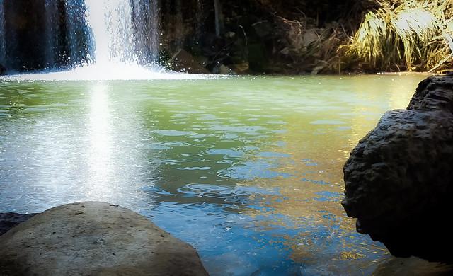 Hasan Yuzeir - Small waterfall