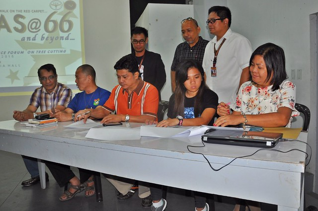 Ilocos Times and KWAGO Society MOA signing