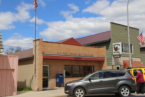 Westfield Wisconsin, Post Office, 53964, Marquette County WI