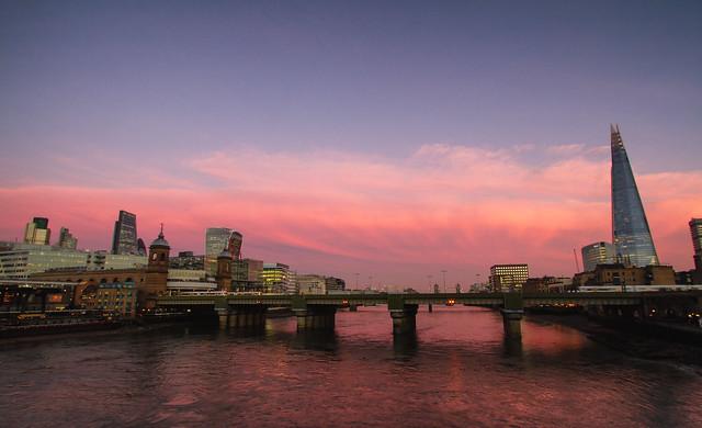 Southwark Sunset