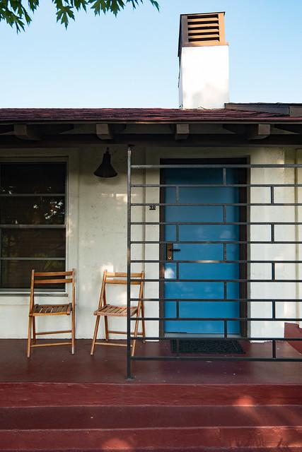 Blue Door at Belmont Hotel