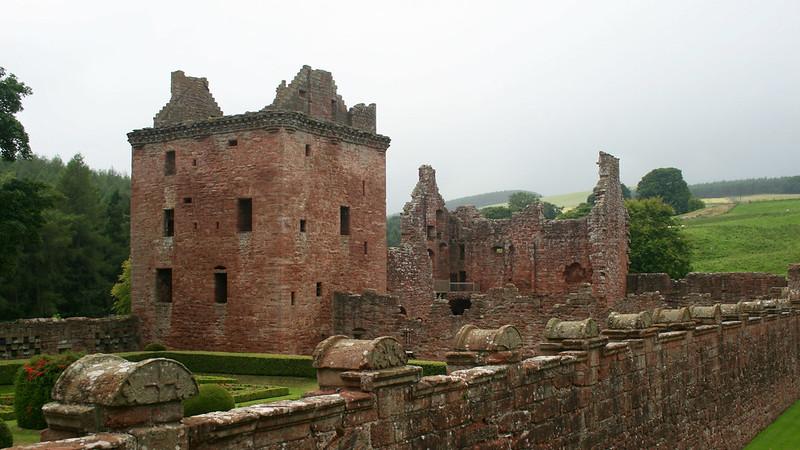Castillo de Edzell