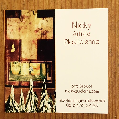 Nicky - artiste peintre