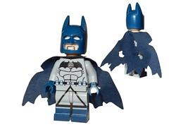 Blackest Night Batman Custom Figure