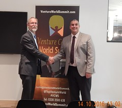 Cardiff Venture Capital World Summit 2016 Event