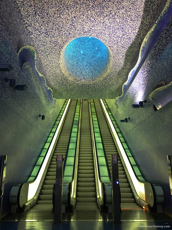 Napoli, stazione Toledo
