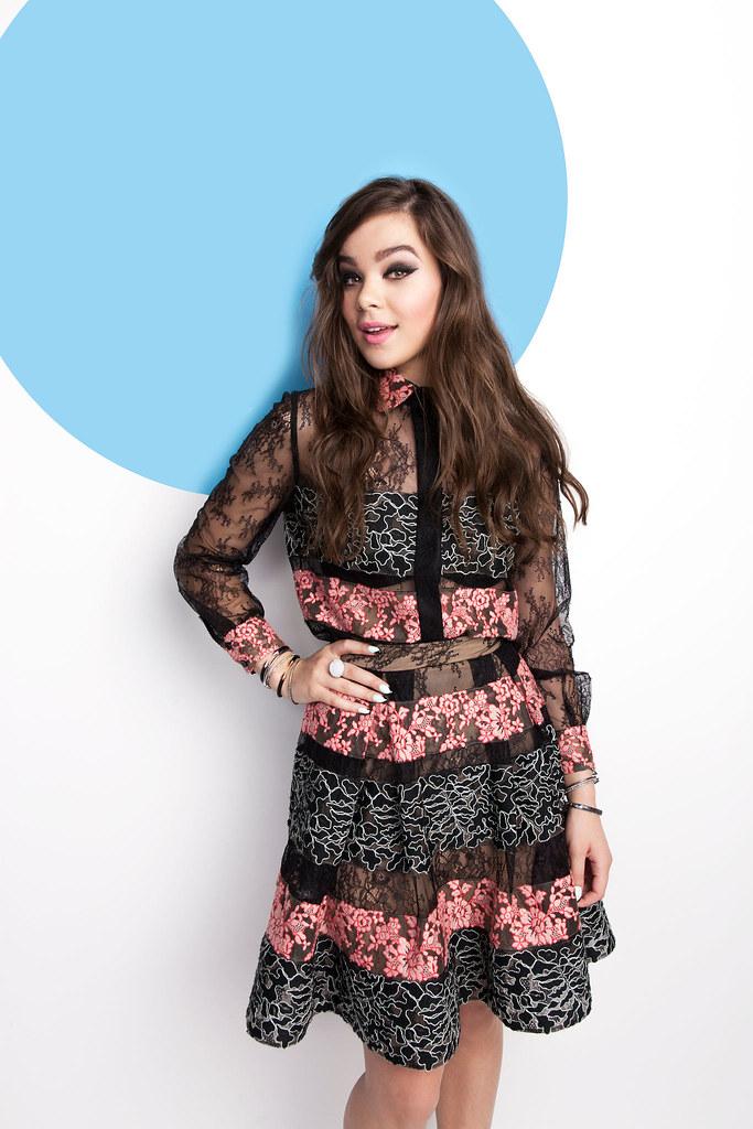 Хейли Стейнфилд — Фотосессия на «Teen Choice Awards» 2014 – 4