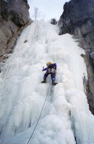 Ice Climbing