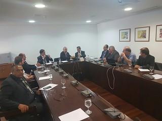 Paulinho da Força pede a ministro liberação da vaquejada