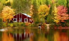 Red Cottage ...