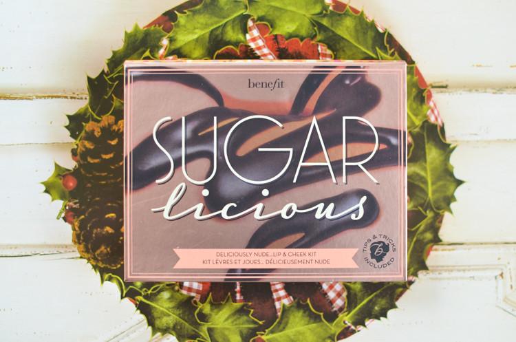 Benefit Sugarlicious Deliciously Nude Lip & Cheek 2-0305
